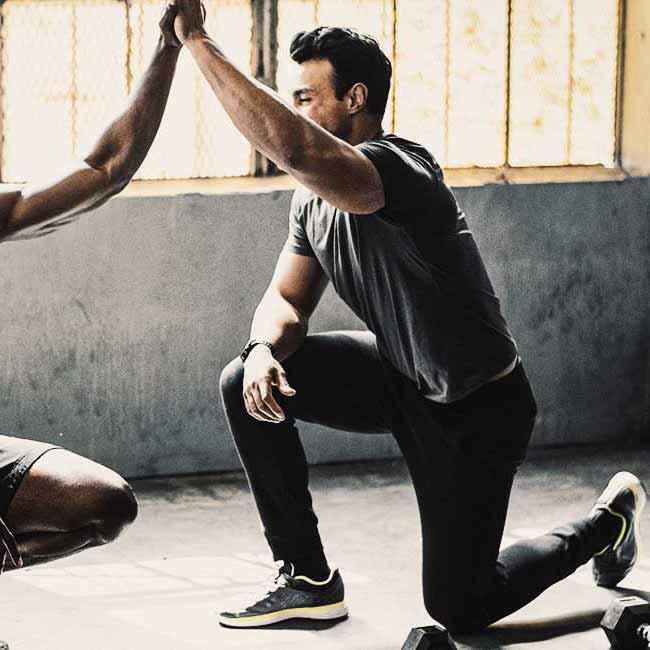 skyfit Club - erfahrenes Trainerteam - dein fitnessclub+