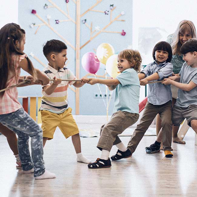 skyfit Club -Kids Club Kinderbetreuung - dein fitnessclub+
